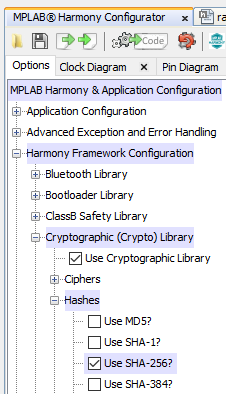 Fixing Compile Errors in MPLAB-X Harmony TCP/IP Project